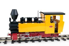 The Train Department - Live Steam Locomotives and Steam Accessories - Home