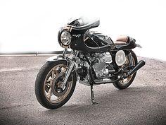 Moto Guzzi Oro e Nero