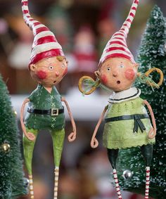 Take a look at this Tootsie & Tinker Elf Figurine Set by ESC and Company, Inc. on #zulily today!