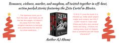The Zeta Cartel Collection - A christmas special!!! http://www.lauriehere.com/2016/12/the-zeta-cartel-collection-by-aj-adams.html