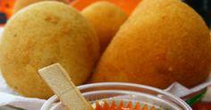 Incrível! Receita de coxinha de frango com tapioca - # Sweet Potato, Appetizers, Low Carb, Potatoes, Fruit, Vegetables, Recipes, Food, Lactose