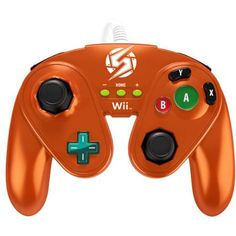 Nintendo 085-006-SA Wired Controller, Samus (Wii U) by PDP | #NintendoWii #VideoGames