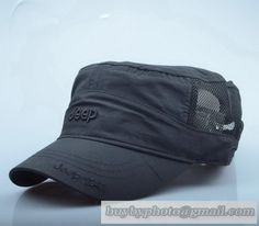 a93ddce9a94 Jeep 1941 Military Cap Flat-Topped Cap Mens Summer Outdoor Quick-Drying  Mesh Breathable