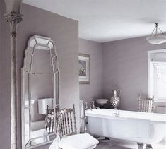 Inspired by Provencal farmhouses, English country houses and villas in Tuscany, these are some of my favourite romantic bathrooms. All unash...