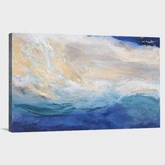 Escaping Elba - Canvas Print