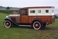 An oh-so-rare 1931 DeSoto SA Six Woodie!
