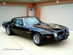 76 Pontiac trans am 455