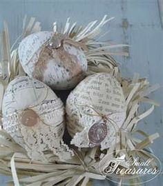 Easter Idea    Beautiful!!!: