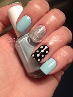 Young Wild and Polished: Dots for Dot!
