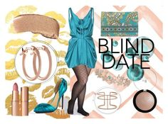 """""""Blind date"""" by amelie-frojd on Polyvore featuring Lane Bryant, Konsanszky, L.A.M.B., Vera Bradley, Pori, Humble Chic, APM Monaco and Charlotte Tilbury"""