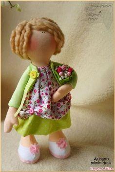Mimin Dolls: Doll romântica