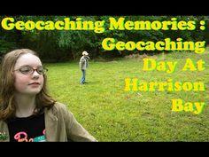 Geocaching Memories : Geocaching Day at Harrison Bay