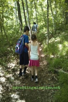 Hiking With Little People