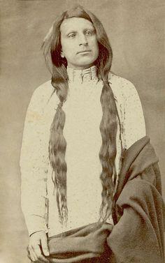Red Shirt, 1847 - 1925, Oglala Sioux Warrior