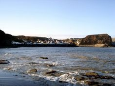 looking back towards Staithes
