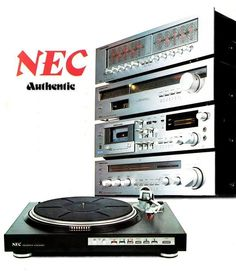 Authentic Series -  NEC (1978)