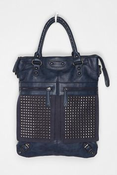 Urban Outfitters - 7 Chi Studded Tote on Wanelo