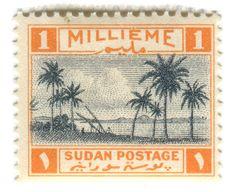 Sudan Postage Stamp: Tuti islands c. Rare Stamps, Vintage Stamps, George Vi, Vintage Typography, Fauna, Mail Art, Stamp Collecting, My Stamp, Prints
