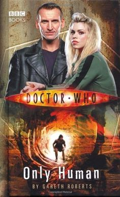 Only Human (Doctor Who) by Gareth Roberts, http://www.amazon.com/dp/0563486392/ref=cm_sw_r_pi_dp_Q4Jbqb1E36RXD