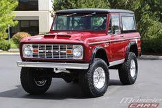 1967 Ford Bronco 5 Speed - V8