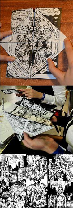 Czech Indie Comics