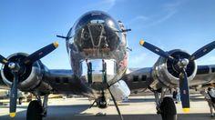 "B-17G ""Sentimental Journey""."
