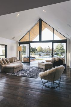 Home Interior Design, Interior Architecture, Luxury Interior, Great Rooms, My Dream Home, Design Case, Home And Living, Home Fashion, Luxury Fashion