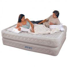 Lit gonflable Intex Suprême Bed 2 personnes