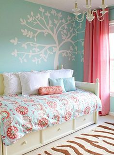 Best Chambre Ado Couleur Pastel Photos - Design Trends 2017 ...