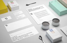 Project Detail | Pentagram // Projekt Teabox // I like this  clear and colorfull Identity-Design
