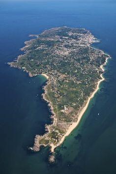 Ile d'Yeu, Vendee, Francia