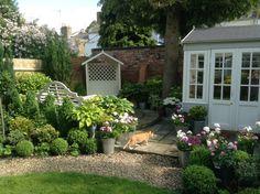 Summerhouse and top patio Bliss, Patio, Garden, Outdoor Decor, Plants, Top, Inspiration, Home Decor, Biblical Inspiration