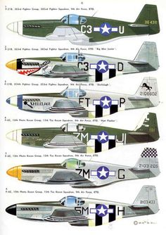 05 North American P-51B-C Mustang