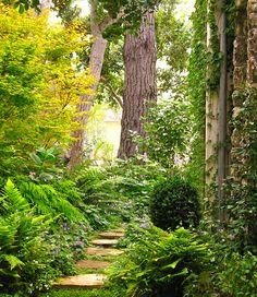 Biddlestone Garden, via Flickr.