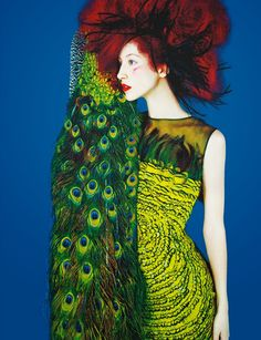 Numéro #156 September 2014 Alana Zimmer by Erik Madigan Heck