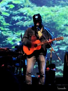 Zeke Khaseli and the Wrong Planeteers. Live at ARTE Indonesia 2013 at JCC, Jakarta
