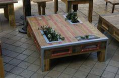 recylcage palettes de bois pour meubles extérieurs