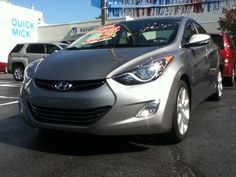 Fuel Efficient!  Loaded! Used 2012 Hyundai Elantra Limited with Leather Seats, Navigation, and a Power Sunroof!  Call 412-695-3929 or 724-288-4791 for more details about the features, warranty, pricing, and availability!