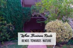 When Business Route Bends Towards Nature They say there's always some room for nature in your life. This is absolutely true and applies to all of us, even if you are a corporate professional. You just have to feel the whispers of nature and run for it. Business Travel, Wander, How To Apply, Nature, Plants, Room, Life, Flora, Rooms