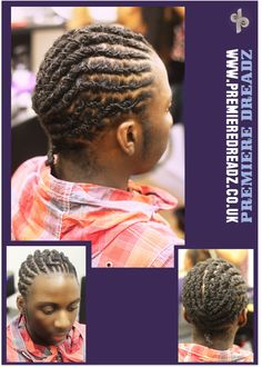 loc styles for men / dreadlock gallery / natural hair salons in london / new dreads / just started my locs