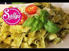 Bärlauch-Pesto / Hauptgericht in 10 Min. fertig! Schnell, einfach, günst...