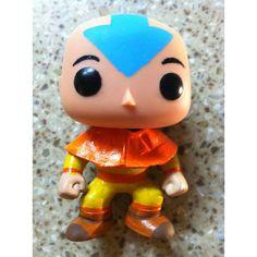 Avatar the Last Airbender Aang custom Funko POP