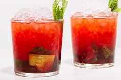 With a name like this it is sure to be a #party! Try this #cherry bomb drink recipe!