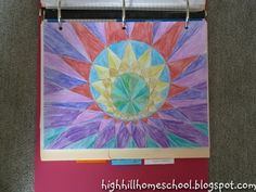 math geometric art | ... we use to supplement math and have fun please visit my math page