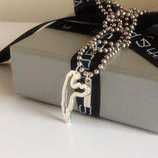 Spa For Him Necklace By Alyssa Smith