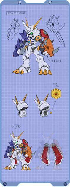 Arte Gundam, Gundam Art, Game Character Design, Character Concept, Character Art, Robot Concept Art, Robot Art, Digimon Wallpaper, Digimon Digital Monsters