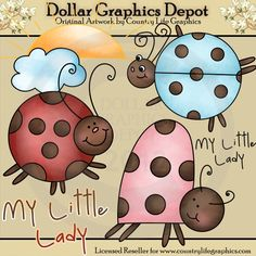 My Little Lady - $1.00 : Dollar Graphics Depot, Your Dollar Graphic Store
