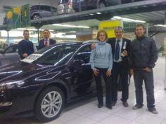 Premiados del Gordo 2011 recoger su nuevo coche