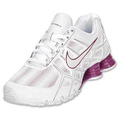 pretty nice b5331 6cac5 Nike Shox Turbo 12 SL Men s Running Shoe White Athracite Neutral Grey White  - Finish Line