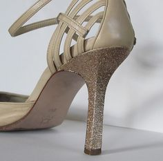 Glitter heel fix-I don't wear a lot of heels but this is otherwise up my alley.